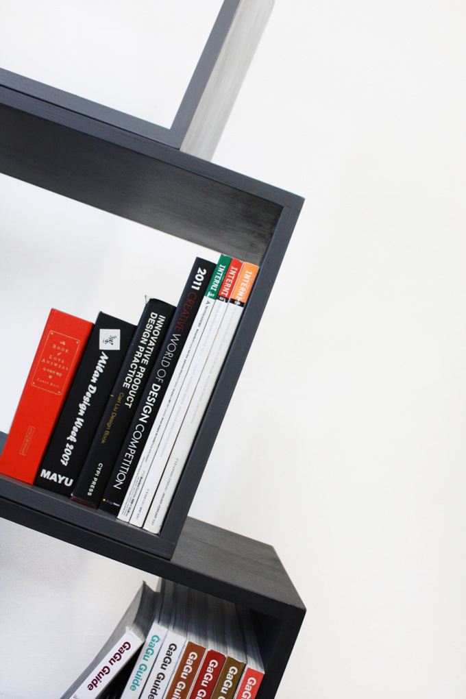 Lean / Book Shelf